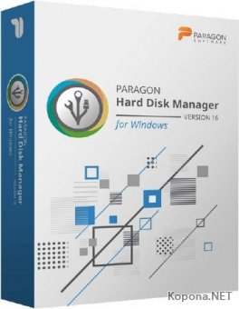 Paragon Hard Disk Manager Advanced 16.23.1 + WinPE