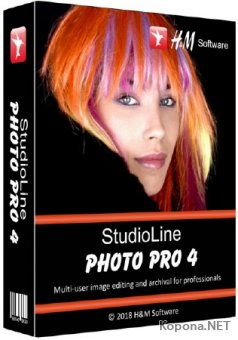 StudioLine Photo Pro 4.2.41