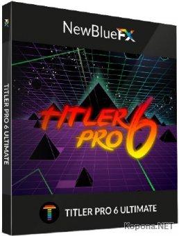 NewBlueFX Titler Pro 6.0.180719 Ultimate