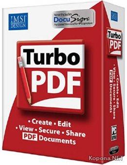 IMSI TurboPDF 9.2.0.9297