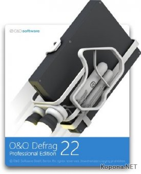O&O Defrag Professional / Server 22.0 Build 2284
