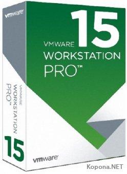 VMware Workstation Pro 15.0.0 Build 10134415 + Rus