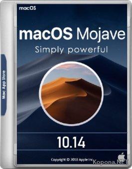 macOS Mojave 10.14 (2018/MULTi/RUS)