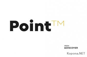 Семейство шрифтов Point