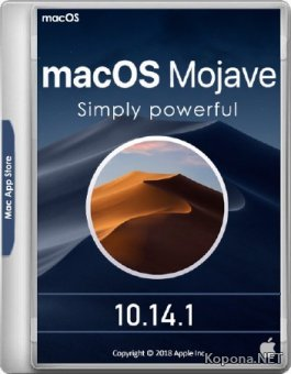 macOS Mojave 10.14.1 (2018/MULTi/RUS)