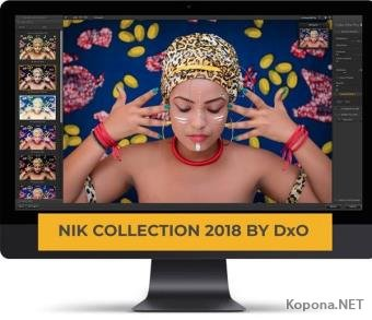 Nik Collection 2018 by DxO 1.2.18