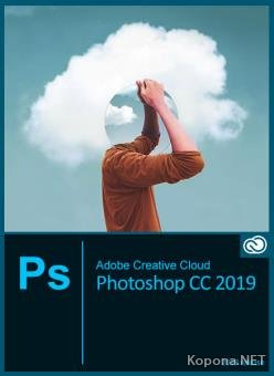 Adobe Photoshop CC 2019 20.0.1.41 by m0nkrus