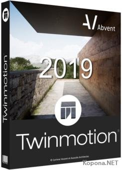 Twinmotion 2019.0.15900