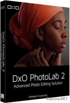 DxO PhotoLab 2.0.1 Build 23411 Elite + Rus + RePack