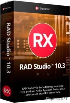 Embarcadero Rad Studio 10.3 Rio Architect 26.0.32429.4364