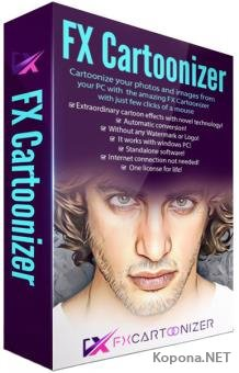 FX Cartoonizer 1.1.2