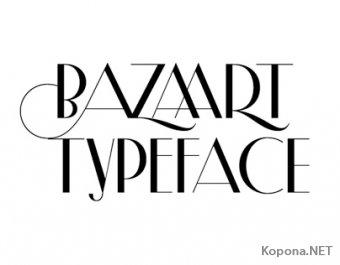 Шрифты BazaART и BilibinCY