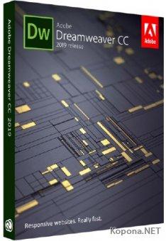 Adobe Dreamweaver CC 2019 19.0.0.11193 Portable by punsh
