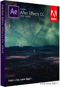 Adobe After Effects CC 2019 16.0.0.235 Portable by punsh