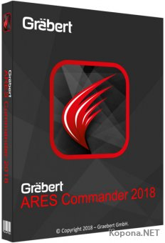 Graebert ARES Commander Edition 2018 18.3.1.4063