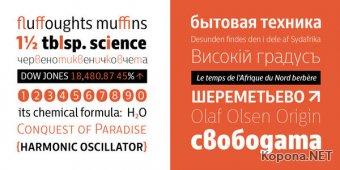 Шрифт Centrale Sans Condensed Pro