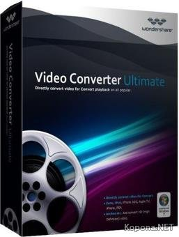 Wondershare Video Converter Ultimate 10.4.1.188 + Rus
