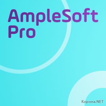Шрифт AmpleSoft Pro