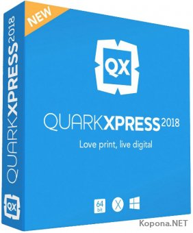 QuarkXPress 2018 14.2