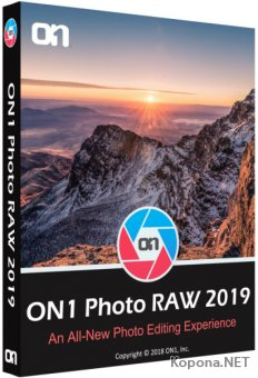 ON1 Photo RAW 2019.1 13.1.0.6264