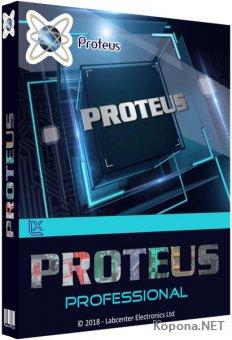Proteus Professional 8.8 SP1 Build 27031