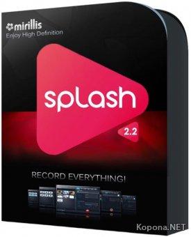 Mirillis Splash 2.2.0 Premium