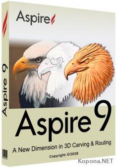 Vectric Aspire 9.510 + Rus