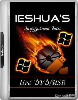 Ieshua's Live-DVD/USB 2.16 (RUS/2019)