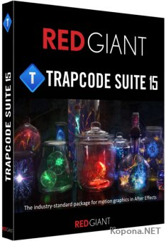 Red Giant Trapcode Suite 15.0.1