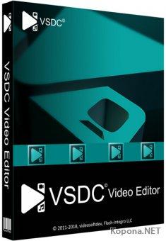 VSDC Video Editor Pro 6.3.1.937/936