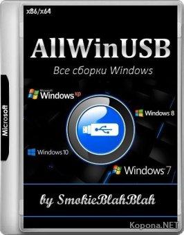 AllWinUSB Constructor by SmokieBlahBlah 14.01.19 (RUS/ENG/2019)