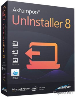 Ashampoo UnInstaller 8.00.12 + Portable