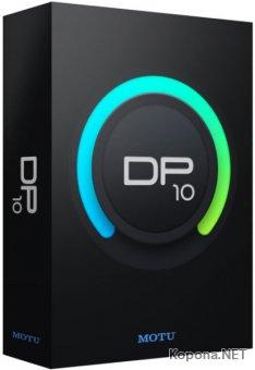 MOTU Digital Performer 10.0.79351