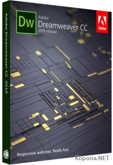 Adobe Dreamweaver CC 2019 19.0.1 Build 11212 Portable by punsh