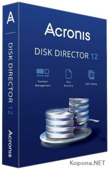 Acronis Disk Director 12.5 Build 163 + BootCD
