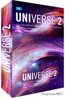 Red Giant Universe 2.2.5