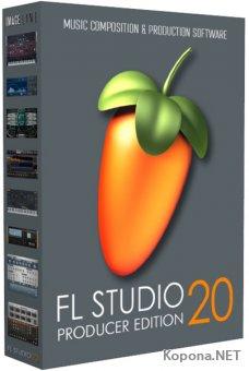 FL Studio Producer Edition 20.1.2 Build 887