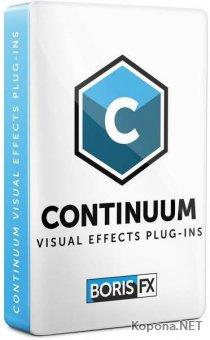 Boris FX Continuum Complete 2019 v.12.0.2.4069