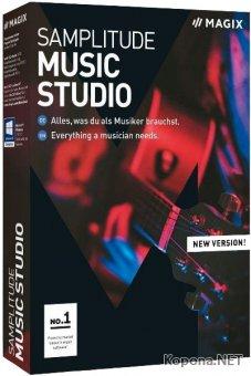 MAGIX Samplitude Music Studio 2019 24.0.0.36 + Rus