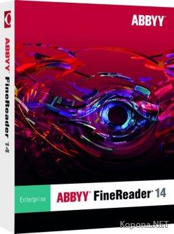 ABBYY FineReader 14.0.107.232 Enterprise + Portable