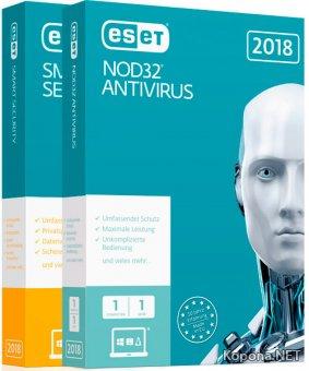 ESET NOD32 Antivirus / Internet Security 12.1.31.0