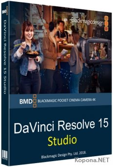 Blackmagic Design DaVinci Resolve Studio 15.3.0.8