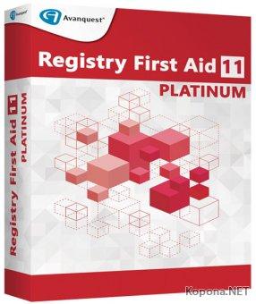 Registry First Aid Platinum 11.3.0 Build 2576