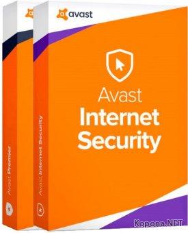 Avast! Internet Security / Premier Antivirus 19.3.2369