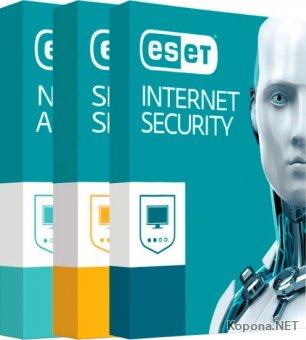 ESET NOD32 Antivirus / Internet Security / Smart Security Premium 12.1.31.0 RePack by KpoJIuK