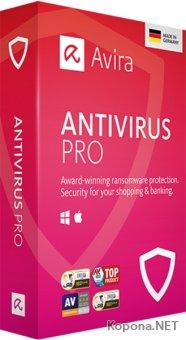 Avira Antivirus Pro 15.0.44.143