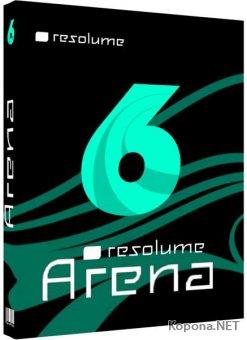 Resolume Arena 6.1.2 Rev 62569