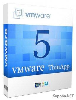 VMWare ThinApp 5.2.5 Build 12316299 Portable