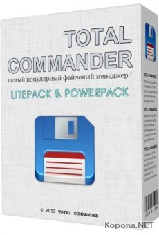 Total Commander 9.22 Final LitePack / PowerPack 2019.3 + Portable