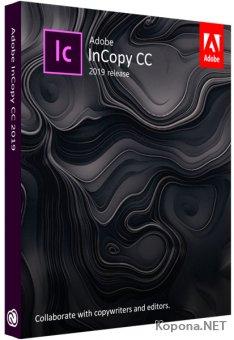 Adobe InCopy CC 2019 14.0.2.324 RePack by KpoJIuK